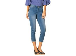 Damen 7/8-Jeans AMY VERMONT Blau