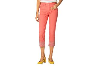 Damen 7/8-Jeans AMY VERMONT Koralle