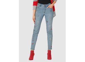 Damen Jeans AMY VERMONT Blue stone