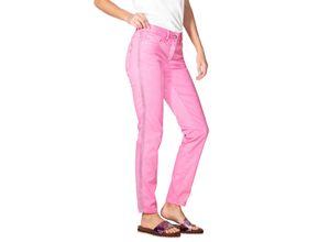 Damen Jeans AMY VERMONT Pink/Silberfarben