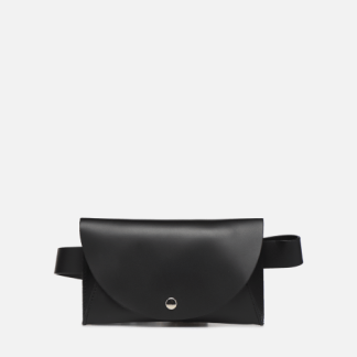 Georgia Rose - Nhasa Leather Banane - Portemonnaies & Clutches / schwarz