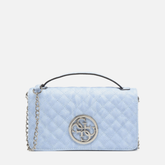 Guess - Glux Mini Wallet - Portemonnaies & Clutches / blau