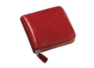 Il Bussetto Coin Case und Portemonnaie, Rot - Portemonnaie, Damen