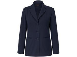 Jersey-Blazer Emilia Lay blau