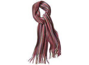 Johnstons 10-Farben-Schal, aus Schurwolle