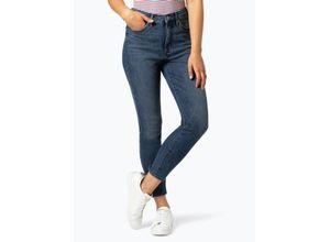Lauren Ralph Lauren Damen Jeans - Regular Skinny Ankle blau