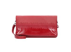 Liebeskind Berlin Clutch 'Wave Aloe' rot