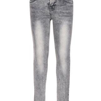 NAME IT - Skinny Fit Jeans Damen Grau