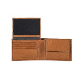 Piquadro 'P15Plus', 9 cm, Portemonnaie, braun