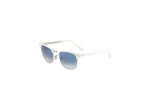 Ray-Ban Sonnenbrille 'RB3716' blau / transparent