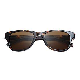 Sonnenbrille 'Type B' schildpatt, +2,5