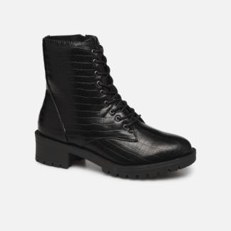 Bianco - BIACLAIRE LACED UP BOOT 26-50329 - Stiefeletten & Boots für Damen / schwarz