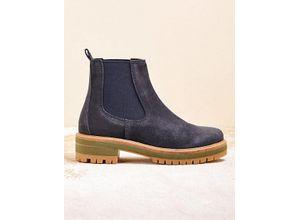 Deerberg Damen Stiefeletten Amata blau Boots