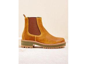 Deerberg Damen Stiefeletten Amata cognac Boots