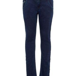 NAME IT Regular Fit Sweatdenim Jeans Herren Blau