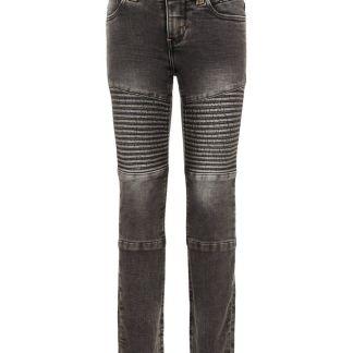 NAME IT Sweatdenim X-slim Fit Jeans Herren Grau