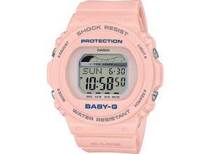 CASIO Damenuhr Casio Damen-Uhren Digital Quarz, Rosa, EAN: 4549526222603