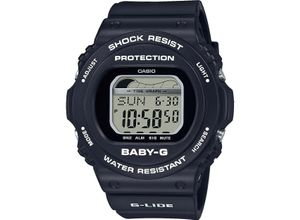 CASIO Damenuhr Casio Damen-Uhren Digital Quarz, schwarz, EAN: 4549526220432