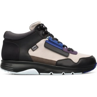 Camper Drift, Sneaker Damen, Schwarz/Grau/Braungrau, Größe 35 (EU), K400426-003
