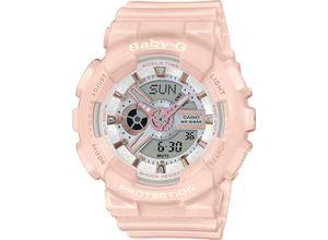 Casio Damen-Uhren Analog, digital Quarz, Rosa, EAN: 4549526211829