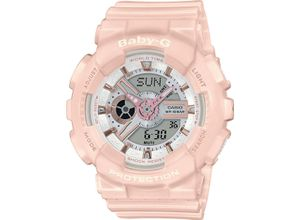 Casio Damen-Uhren Analog, digital Quarz, Rosa, EAN: 4549526211829