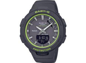 Casio Damen-Uhren Analog, digital Quarz, schwarz, EAN: 4549526217166