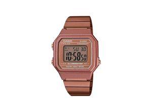 Casio Damen-Uhren Digital Quarz, roségold, EAN: 4549526169359