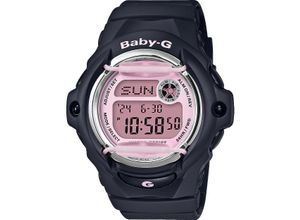 Casio Damen-Uhren Digital Quarz, schwarz, EAN: 4549526215339