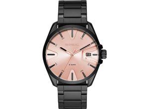 DIESEL Damenuhr Diesel Damen-Uhren Quarz, schwarz, EAN: 4013496597875