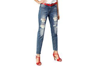 Damen Jeans AMY VERMONT Blau