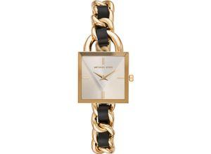 MICHAEL KORS Damenuhr Michael Kors Damen-Uhren Quarz, mehrfarbig, EAN: 4013496699548
