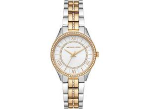 MICHAEL KORS Damenuhr Michael Kors Damen-Uhren Quarz, mehrfarbig, EAN: 4013496711325