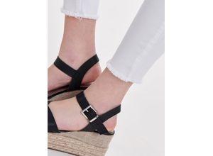 Only Jeans white, Gr. S/32 - Damen Jeans