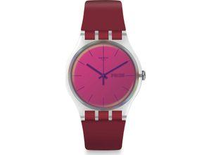 Swatch Damen-Uhr Analog Quarz. SUOK717, EAN: 7610522814059
