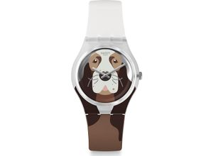 Swatch Damen-Uhren Analog Quarz. GE277, EAN: 7610522812413