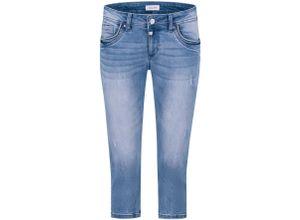 Timezone Slim TaliTZ light bleach wash, Gr. 30 - Damen Jeans