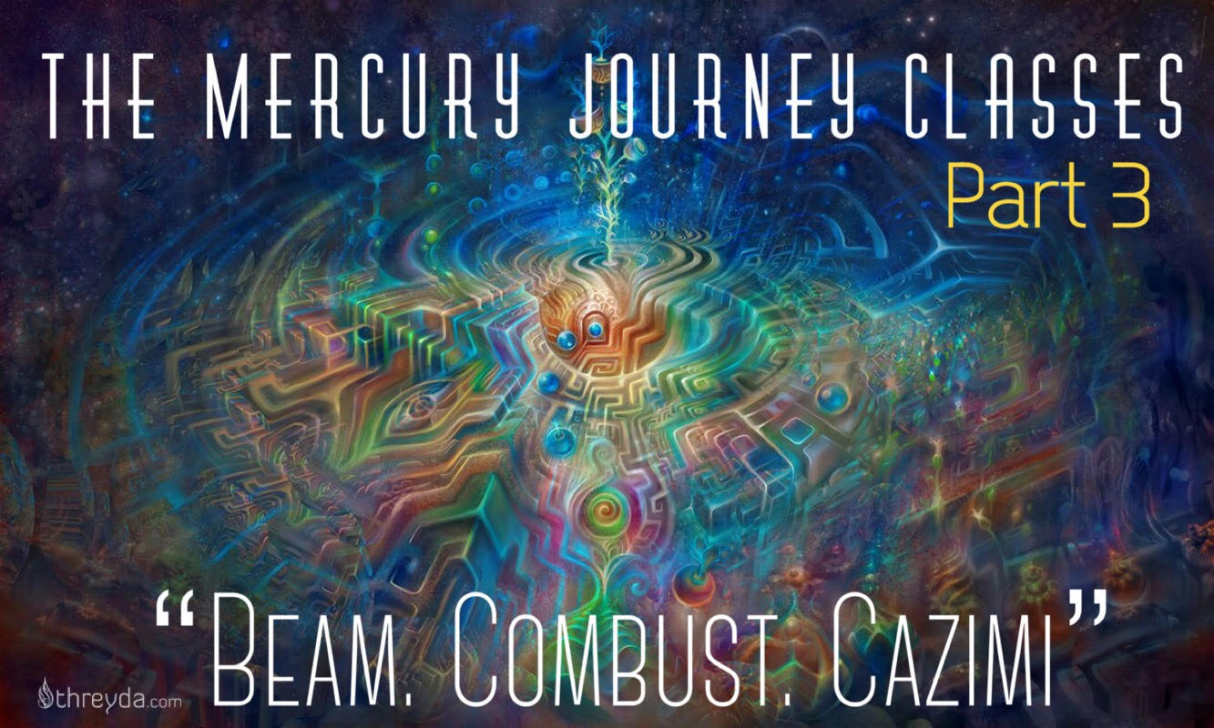 The Mercury Cycle Classes Pt  3