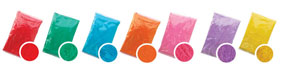holi color party bags