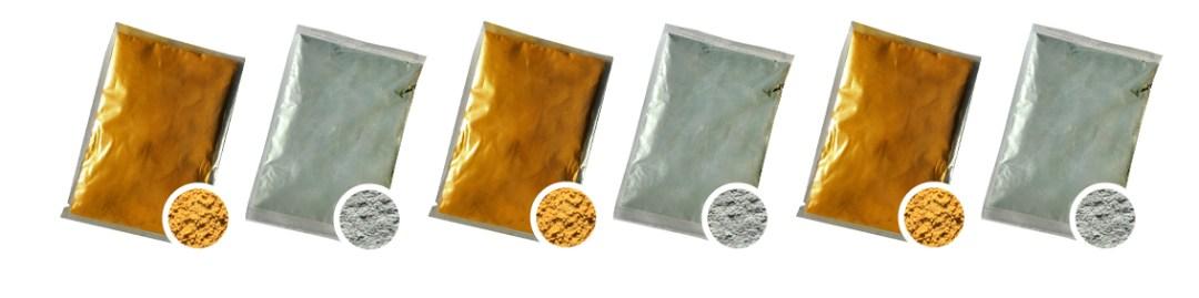 Gold Shine glitter Holi Color Powder