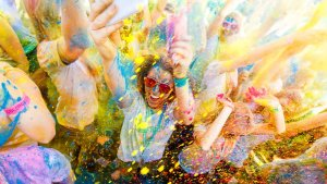 Holi Color Powder partner