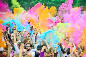 Organize holi festival holi party
