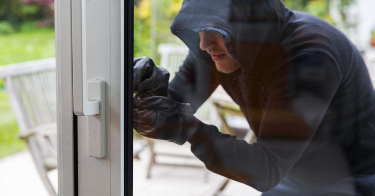Break Ins By The Numbers Why You Need A Burglar Alarm