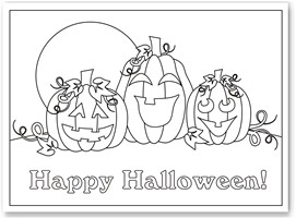 halloween coloring pages free printable # 68