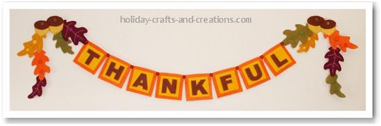 thanksgiving crafts to make