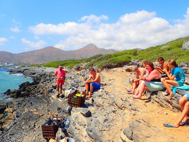 Snorkelling-Crete