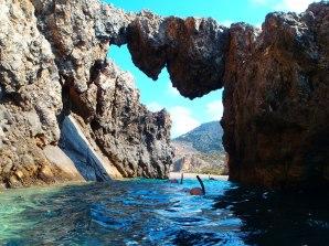 Diving in Crete Greece