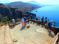 Excursions during holidays on Crete (7)