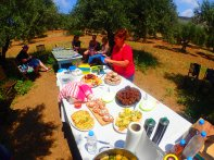 Cooking holiday on Crete (3)
