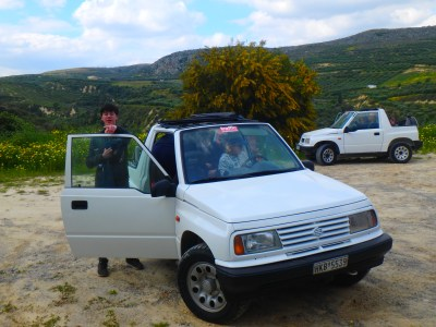 Jeep Safari on Crete (1)