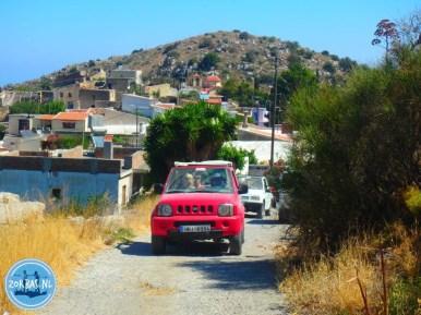 Jeep rental drive yourself